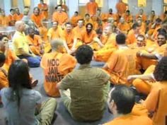 Laughter Yoga Prison, USA