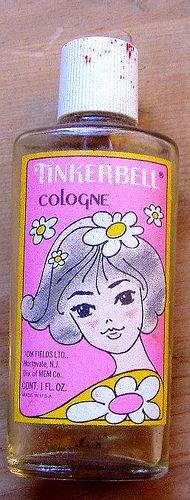 1960s Tinkerbell Cologne bottle | Flickr - Photo Sharing!