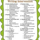 I have developed a 13-step writing intervention program. I use these steps to improve my students' writing and I have found that it really makes a ...