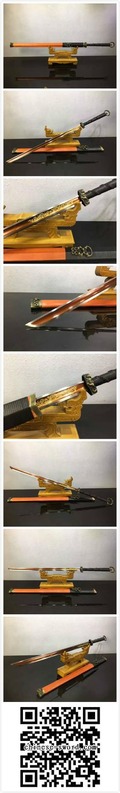 Sword Type:Hand Made Martial Arts Weapons, Types Of Swords, Master Sword, Apocalypse Survival, Japanese Sword, Knife Art, Stuff And Thangs, Fantasy Weapons, Custom Knives