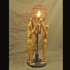 Sauver le lampe de monde