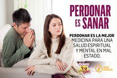 PERDONAR ES LA MEJOR MEDICINA #QuieroVivirSano #SaludEspiritual #PerdonarEsSanar