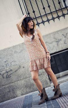 like a drawing / street style / outfits  bárbara crespo  http://www.elblogdebarbaracrespo.com/