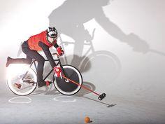 Louis Vuitton Polo Bike x Intersection Magazine