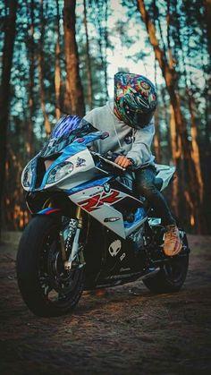 Bike Bmw, Motorcycle Dirt Bike, Futuristic Motorcycle, Bmw S1000rr, Ns 200, Motorcross Bike, Biker Helmets, Bike Photoshoot, Motorcycle Wallpaper