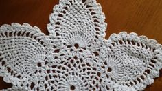Doily Crocheted Vintage Handmade by softtotouch on Etsy