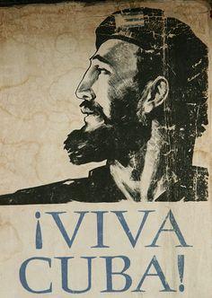 No ads in Cuba, only propaganda.No ads in Cuba, only propaganda. Cuba Fidel Castro, Cuba Pictures, Che Guevara, Communist Propaganda, Propaganda Art, Viva Cuba, Ernesto Che, Cuban Art, Cuba Travel