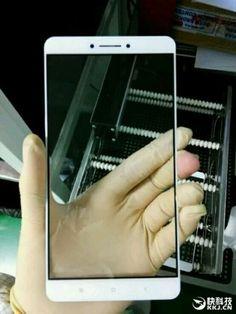 Interesante: El Xiaomi Max se deja ver en un par de fotografías filtradas