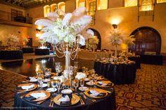 Hollywood Roosevelt Hotel  gatsby wedding