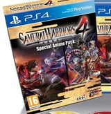 """Samurai Warriors 4"" Gets 'Special Anime Pack' PS4 Edition in the West"