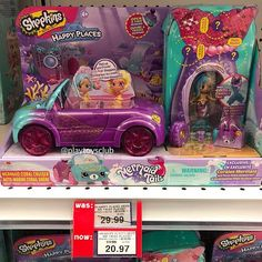 What a great deal for Mermaid Coral Cruiser at 💸🛍🛒 - Shopkins World, Toys R Us Canada, Toy R, Great Deals, Mermaid, Happy, Coral, Ser Feliz, Being Happy