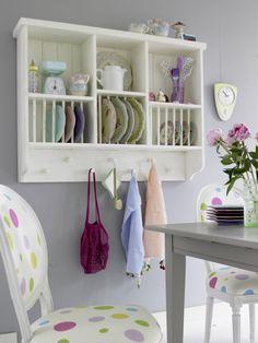 armario-de-cozinha-fofo.jpg (570×759). Plate RacksReno ... & DIY plate rack cabinet. Minus the fancy details. | Projects for ...