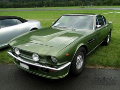 Aston Martin V8 Vantage Flip Tail-1978 - Oldiesfan67                                                                                                                                                                                 Plus