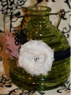 Sweet LIttle Diva Handmade Headband by AdorableFromHead2Toe, $10.00