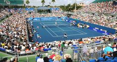 Florida is renown nationally by tennis enthusiasts and pros. The Delray Beach Stadium and Tennis Center has been a landmark of South Florida for its annual ATP World Tour matches.   #southfloridatennis  #tennislovers  #atpworldtour
