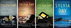 What to Read after Fifty Shades of Grey: Crossfire by Sylvia Day