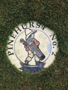 Pinehurst No. 2 Golf Course in Pinehurst, NC
