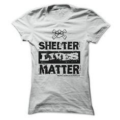 Shelter Lives Matter - TEE - B - Bully Mart