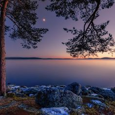 "5,947 Likes, 36 Comments - National Geographic Russia (@natgeomagazineru) on Instagram: ""«Северная весна». Озеро Имандра, Мурманская область. Автор фото: Олег Семенкевич."""