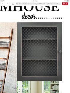 Great for a little cupboard door