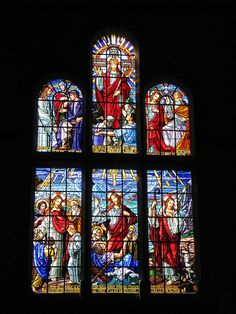 Stained Glass Window - Audierne France
