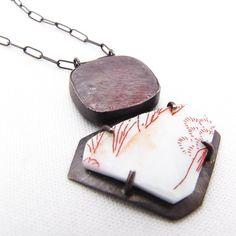 Erica Bello Jewelry - ceramic jewelry