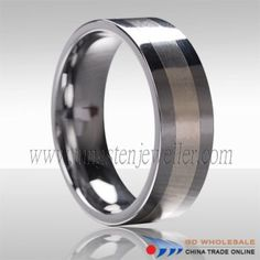 mens wedding band- looks like the one I bought for my fiancé!