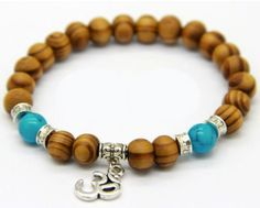 Great for meditation, gives a constant reminder to be at peace with yourself. Your body and spirit deserves to be positive. Being in the right vibration is important, so treat yourself to this bracele