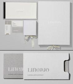 i love light gray + white