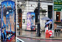 Street Artists, Graffiti Art, Times Square