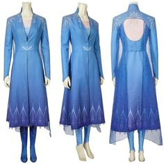 Frozen 2 Elsa dress costume new rhinestone Frozen 2 Elsa dress costume new rhinestone version - Frozen 2 Elsa dress costume new rhinestone versionCostume make size, The shoes are options, you can choose included or Elsa Frozen Cosplay, Elsa Cosplay, Frozen Costume, Frozen 2 Elsa Dress, Elsa Fancy Dress, Elsa 2, Disney Princess Dresses, Disney Dresses, Disney Outfits