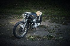 Almost There - Andys Honda CB750 K2 ~ Return of the Cafe Racers