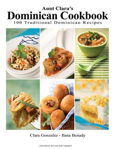 Since my Dominican mother never cooks with recipes, it's great to have this resource.