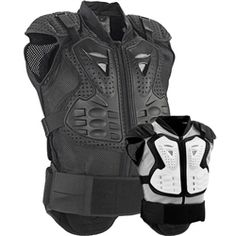 2014 Fox Titan Sport Body Armor - Sleeveless