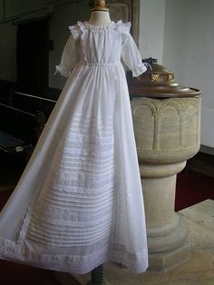 f373d45f0 12 Best Christening gowns images   Baptism gown, Christening dresses ...