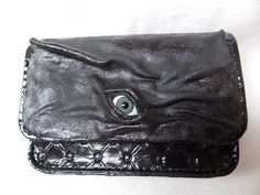 Leather+Purse+Clutch+Goth+Halloween+Witch+Wiccan+by+pippenwycks,+$25.00