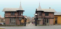 Villaggio Leumann: una città nella città Torino