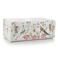 Must buy Hand-painted trunks from La Galeria Elefante  White ...