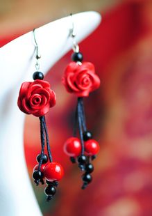 red earing, wanna buy?