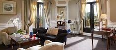 Presidential Penthouse Suite - Gran Meliá Fénix Hotel, Madrid