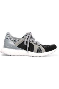 Adidas by Stella McCartney - Ultraboost Primeknit Sneakers - Silver