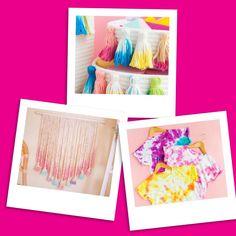 Tie Dye Your Summer | Two-Minute Tie-Dye Technique Tie Dye Shirts, Dye T Shirt, Diy Tie Dye Techniques, Tulip Tie Dye, Tie Dye Instructions, Tie Dye Kit, Tie Dye Crafts, How To Tie Dye, Tie Dye Outfits