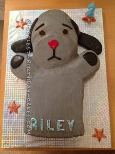 Sooty And Sweep Cake Toppers
