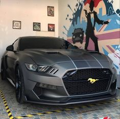 Mustang of the day!