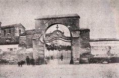 Madrid around 1850. Portillo de Fuencarral