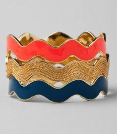 Lilly Pulitzer bangle set - Lilly Pulitzer bangle set  Repinly Women's Fashion Popular Pins