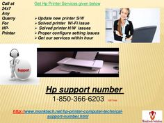 Finding the right  Hp printer driver for your gadget Dial 1-850-366-6203 Toll Free  If you ever being a HP  printer Support  ever then you obviously know how limitless, freebie, and qualitative printing services can be employed. Hereinafter, if you are ever encountering any issue regarding your HP  printer then you neither need to get bent out of the shape nor sit like am idler.  Hereinafter, printing services are just a few matters of a few rings. So, place a call at 1-850-366-6203 and…