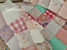 Patchwork in a fast way. look here www.alles-vanellis.blogspot.com