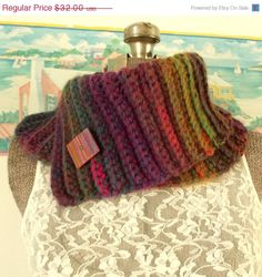 ON SALE Handmade Crochet Scarf Pullover Cowl by WildHeartYarnings