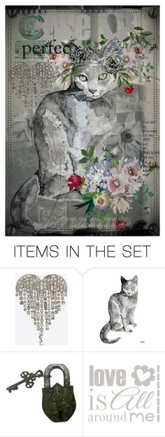 """The first time I saw him...I knew my heart was irrevocably gone"" by tattered-rose ❤ liked on Polyvore featuring art"